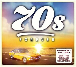 60-Greatest-Hits-of-the-SEVENTIES-New-3-CD-Boxset-All-Original-70-039-s-Hits