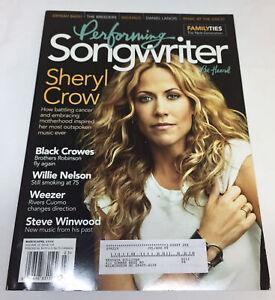 March-April-2008-PERFORMING-SONGWRITER-Sheryl-Crow-Bauhaus-Weezer-Breeders-more
