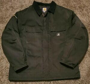 Carhartt Men S Yukon Extremes Artic Quilt Lined Jacket C55