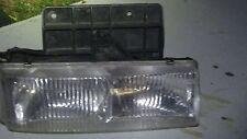 Chevy Astro Van headlight lense Passengers side