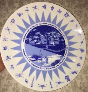 1961-1971-GODDARD-SPACE-FLIGHT-CENTER-VINTAGE-ERA-PLATE