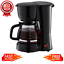 5-Cup-Coffee-Maker-Brew-Pot-Kitchen-Appliance-Electric-Brewer-Filter-Home-Black thumbnail 1