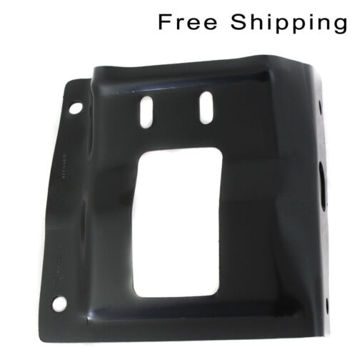 Front LH Bumper Bracket Mounting Plate Fits F-250 F-350 Super Duty FO1066173
