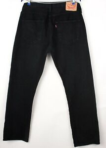 Levi's Strauss & Co Hommes 501 Jeans Jambe Droite Taille W36 L32 BCZ82