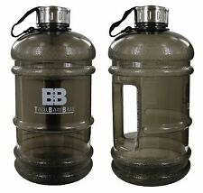 groß 2.2 Liter Wasserflasche BPA frei Fitness-Workout Training Sport Fitness