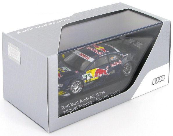 AUDI A5 Miguel Molina DTM 2012 1:43  Audi Collection