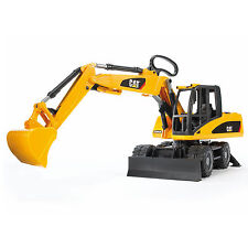 Bruder Toys Caterpillar Small Excavator with Working Arm and Steering   02446