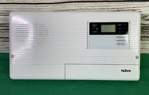 Nutone SR 9000  AM/FM Radio Stereo receiver White, for parts or repair