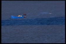 393027 Lone Fisherman Darnley Basin A4 Photo Print
