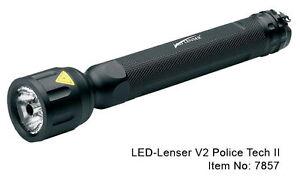 Ledlenser-V2-police-Tech-2-7857-Taschenlampe-Robust-und-Hell