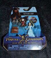 Pirates Of The Caribbean Dead Men Tell No Tales Jack The Monkey & Carina