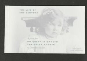 GB-2000-DX25-LIFE-OF-CENTURY-QUEEN-MOTHER-PRESTIGE-BOOKLET-Complete-Face-12-37