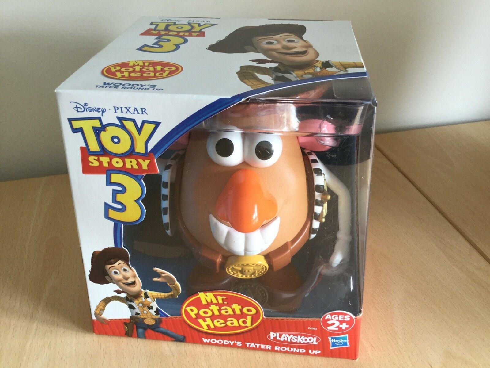 Spielzeug STORY 3 MR POTATO HEAD HolzY'S TATER ROUND UP HASBRO 2010 BNIB RARE