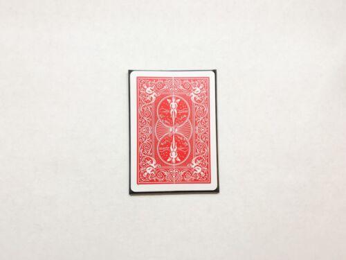 Hondo Seamless Double Back Flap Card Locking Sytem by Hondo Chen Magic Trick