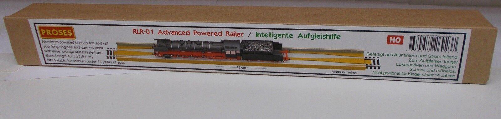 Prosas RLR-01 - Advanced Power Railer - New. (00 H0 Gauge)