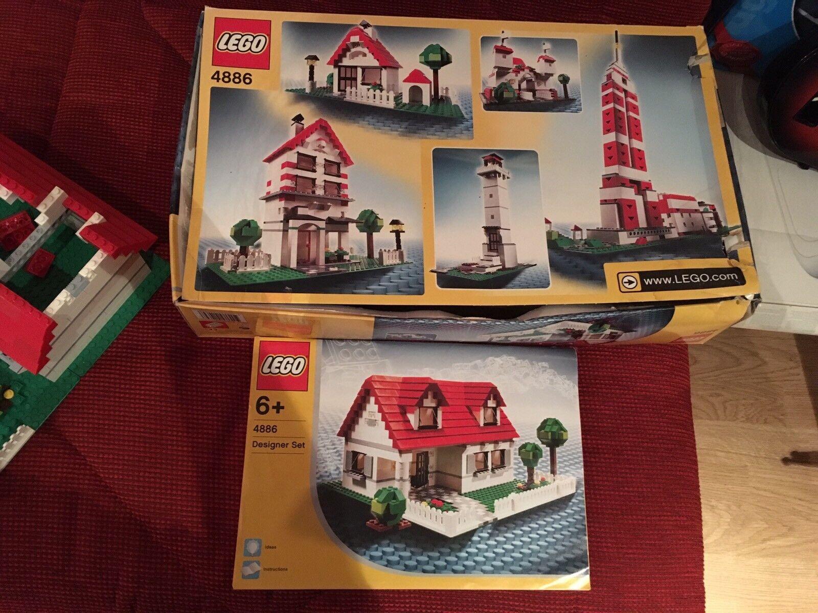 Lego 4886 Designer Set