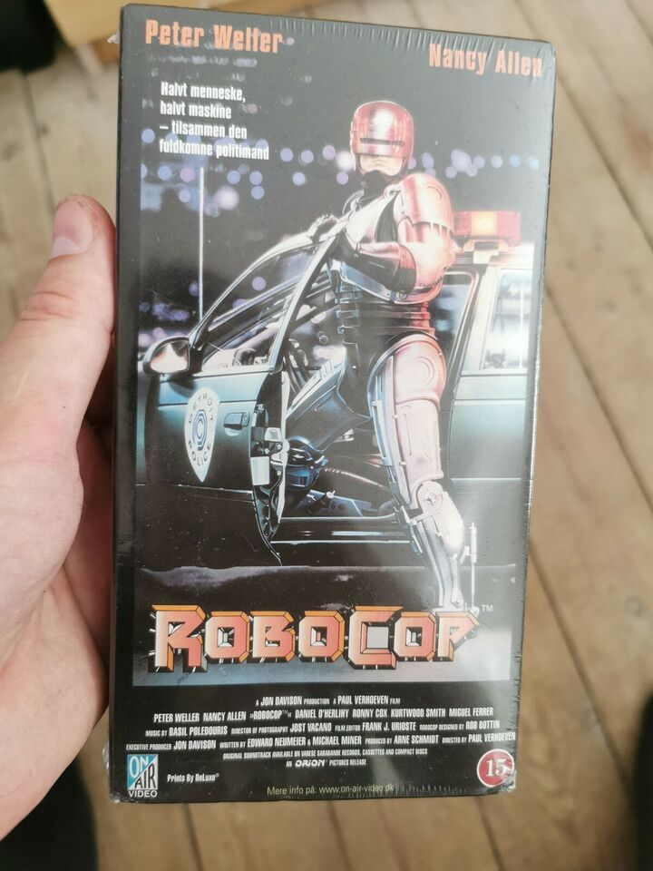 Action, Robocop