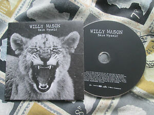 WILLY MASON Save Myself  vscdj1928 PROMO CD Single - <span itemprop='availableAtOrFrom'>Coalville, United Kingdom</span> - WILLY MASON Save Myself  vscdj1928 PROMO CD Single - Coalville, United Kingdom