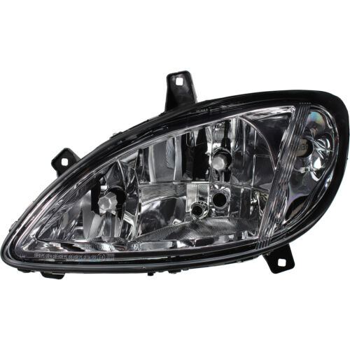 Headlight Set Right and Left Mercedes Viano Vito W639 Built 03-10 H7+H7+H7