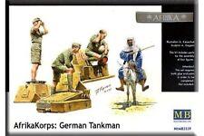 MasterBox MB3559 1/35 AfrikaKorps German Tankman