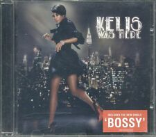 Kelis - Was Here Cd Sigillato