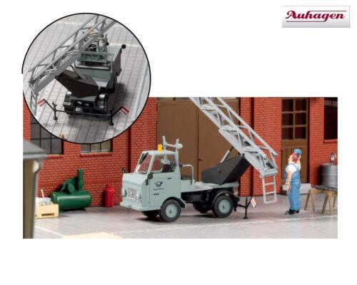 NEU /& OVP Auhagen 40502 H0 M22 Drehleiter Fernmeldetechnik