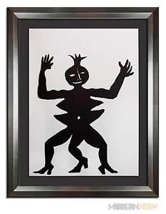 Alexander CALDER Original Lithograph LIMITED Edition [1975] ++Custom FRAMING