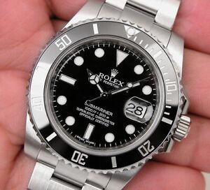 Rolex-Submariner-116610-LN-Stainless-Steel-Oyster-Black-Ceramic-Bezel-40mm