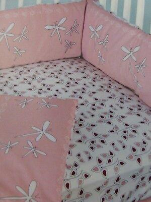 Modern Baby NIP Set Quilt Crib Nursery pc Basics 4 Bedding Uqzt5Cw4n