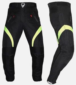 Pantalone-invernale-Scooter-Cita-Viaggio-Moto-Enduro-Sfodrabile-Impermiabili-CE