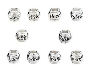 1-Piece-8mm-925-Sterling-Silver-Character-Expression-Bead-Charm