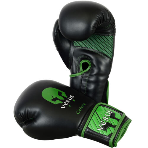 Boxing Punching Gloves 8oz 10oz 12oz 14oz 16oz Synthetic Leather Sparring fight