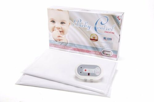 BabyControl BC200i Baby BReathing Monitor Twin Edition 2 Pads