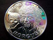 XRare 1968 Alla MORGUS THE MAGNIFICIENT Fine Silver Mardi Gras Doubloon