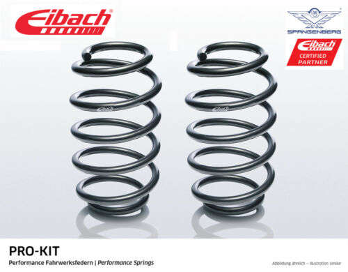 04.2015-1710 kg//nur vorne! Eibach Pro-Kit Fahrwerksfedern VW Multivan T6 ab Bj