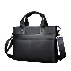 Mens-Portfolio-Business-Case-Handbag-Briefcase-Laptop-Shoulder-Messenger-Bag-New