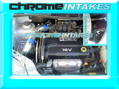 NEW 04 05 06 07 08//2004-2008 CHEVY AVEO 1.6 1.6L I4 COLD AIR INTAKE KIT