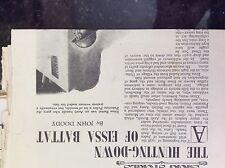 a1k ephemera 1952 article the hunting down of eissa battat john doody