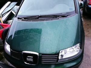 Seat-Alhambra-7V9-Motorhaube-LC6M-gruen