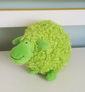 GREEN-SHEEP-KIDS-BOOK-CHARACTER-TOY-PLUSH-TOY-SOFT-TOY-PENGUIN-VIKING-17CM-LONG