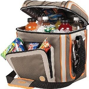 New Outdoor Soft Coolers coleman 3000002168 30 Can Tan//Orange