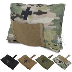 KRYDEX LBT-9022B-T First Aid Kit Pouch MOLLE Tactical Medical Storage Organizer