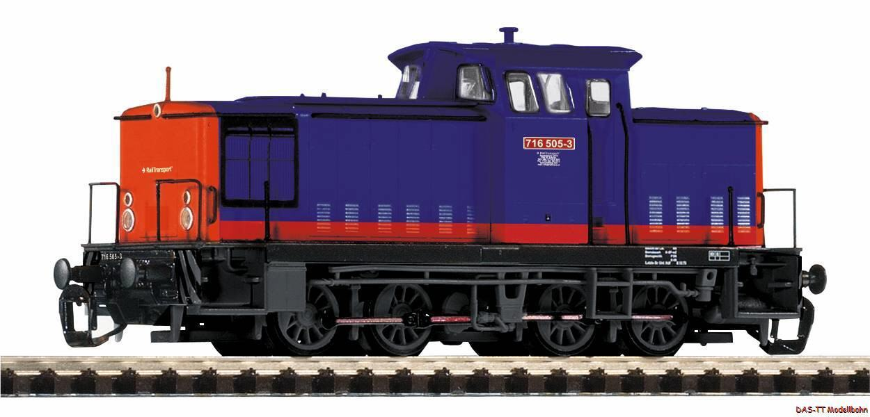 TT diesellok v60 metrans EP. vi Piko 47365