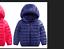 Boys-Girls-Ultralight-Puffer-90-White-Duck-Down-Hooded-Jacket-Winter-Down-Coat thumbnail 15