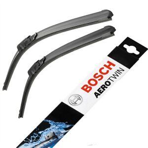 2 bosch aerotwin scheibenwischer vorne bmw x1 seat leon f5 ebay. Black Bedroom Furniture Sets. Home Design Ideas