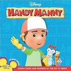 Handy Manny by Disney (CD, Aug-2008, Walt Disney)