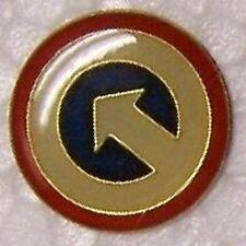 Hat Lapel Push Tie Tac Pin 1rst Logistics Command NEW