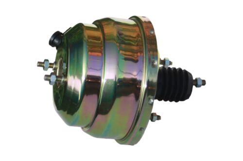 """1965-74 Mopar 8/"""" Dual Power Brake booster /& 1-1//8/"""" MC disc//disc prop Kit all NEW"""