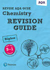 REVISE AQA GCSE Biology Higher Revision Guide by Pauline Lowrie, Susan Kearsey (Mixed media product, 2017)