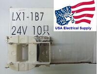 Telemecanique Schneider Coil Lx1-d1b7 24vac Contactor Lc1d09-lc1d38